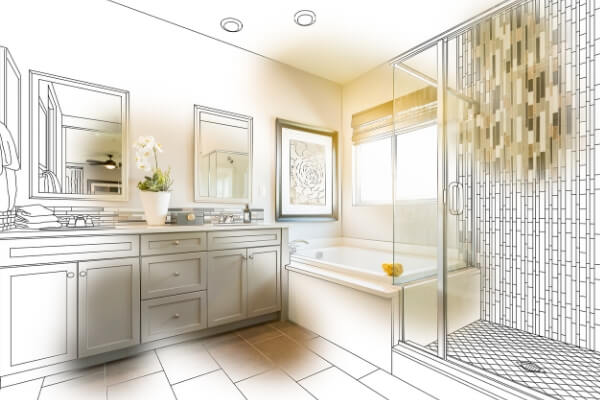 Bathroom remodeling guide plans