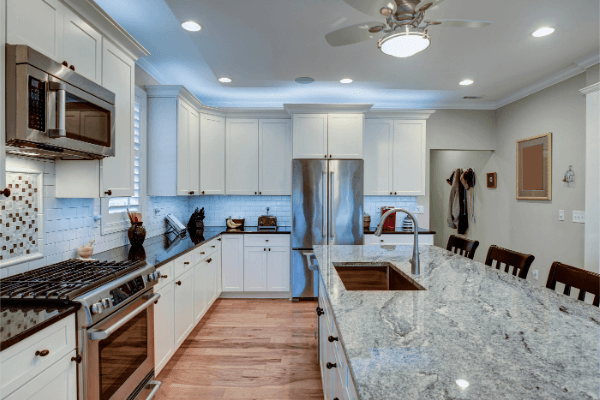 How to choose the right kitchen cabinets for your home
