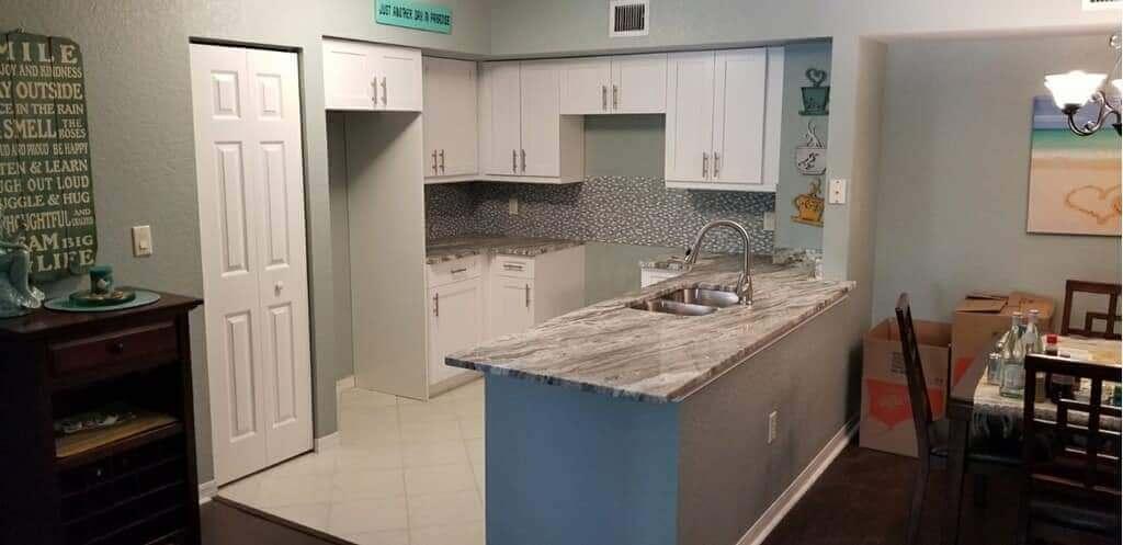 Luxury Kitchen Remodel Palm Beach Gardens
